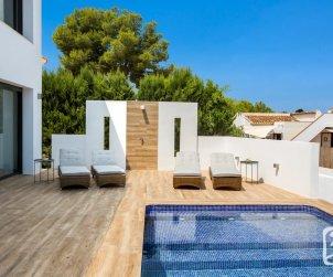 Villa   Benissa para 8 personas con piscina privada y aere acondicionado p1