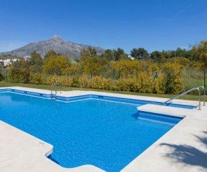 Villa   Marbella para 4 personas con piscina comunitaria p1