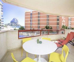 Apartamento   Calpe para 4 personas con piscina comunitaria p0