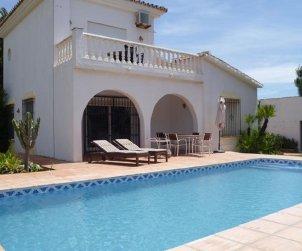 Villa   Marbella para 6 personas con panorámicas vista mar p0