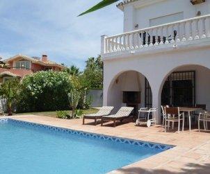 Villa   Marbella para 6 personas con panorámicas vista mar p1
