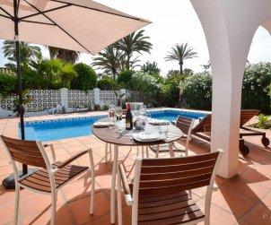Villa   Marbella para 6 personas con panorámicas vista mar p2