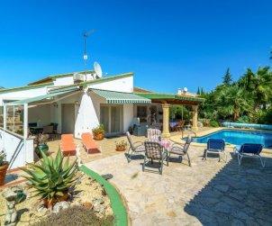 Villa   Javea para 8 personas con piscina privada p1