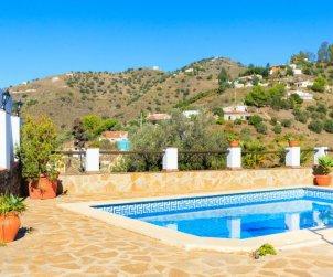 Villa   Nerja para 6 personas con piscina privada p0