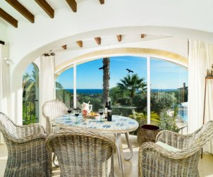 Villa   Moraira para 4 personas con piscina privada p2