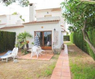 Villa  en Ametlla de Mar  para 4 personas con piscina privada e internet  p1