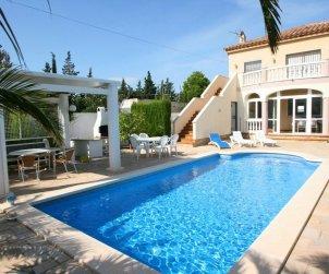 Villa  en Ametlla de Mar  para 8 personas con piscina privada  p0