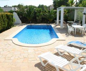 Villa  en Ametlla de Mar  para 8 personas con piscina privada  p2