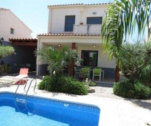 Villa  en Peniscola  para 6 personas con piscina privada  p0