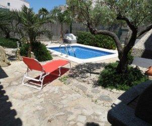 Villa  en Peniscola  para 6 personas con piscina privada  p1