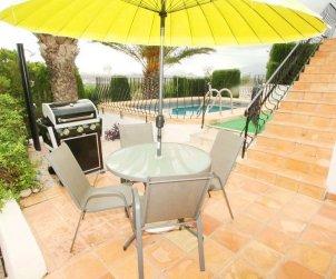 Villa  en Benissa  para 4 personas con piscina privada y aere acondicionado  p2