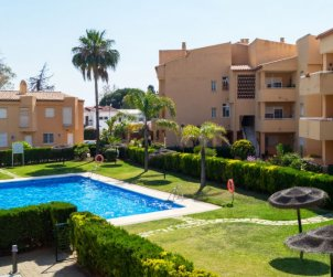 Villa   Marbella para 6 personas con piscina comunitaria p1