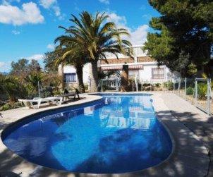 Villa  en Ametlla de Mar  para 8 personas con piscina privada y cerca del mar  p1