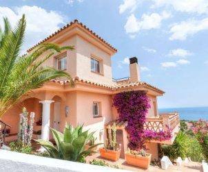 Villa   Llançà para 6 personas con panorámicas vista mar p0