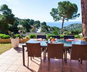 Villa   Tossa de Mar para 6 personas con piscina privada p1
