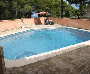 Villa  en Denia  para 6 personas con piscina privada  p1