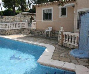 Villa  en Denia  para 6 personas con piscina privada  p2