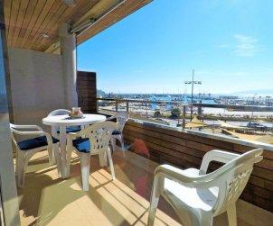 Apartamento   L'Estartit para 4 personas con panorámicas vista mar p0