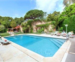 Villa   Tamariu para 6 personas con piscina privada p1