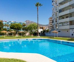Apartamento   Benalmadena para 5 personas con piscina comunitaria p2