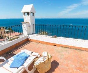 Villa   Rosas para 4 personas con piscina comunitaria p1