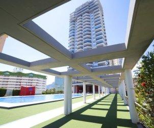 Apartamento   Calpe para 2 personas con piscina comunitaria p1