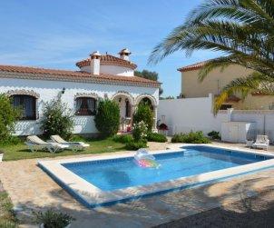 Villa   Miami Platja para 4 personas con piscina privada p1