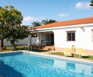 Villa   Vinaros para 6 personas con piscina privada p0