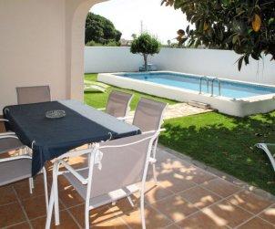 Villa   Vinaros para 6 personas con piscina privada p1