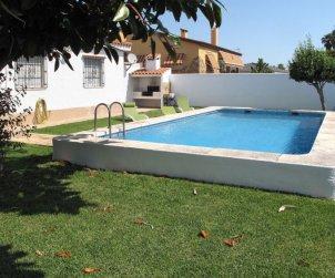 Villa   Vinaros para 6 personas con piscina privada p2