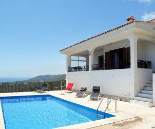 Casa   Peniscola para 7 personas con piscina privada p0