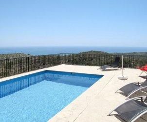Casa   Peniscola para 7 personas con piscina privada p1