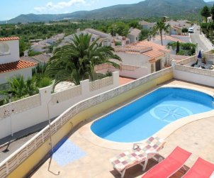 Apartamento   Peniscola para 5 personas con piscina comunitaria p1