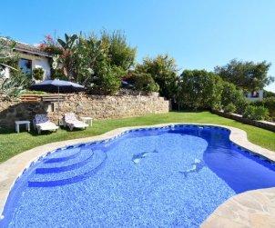 Villa   Mijas para 6 personas con piscina privada p0