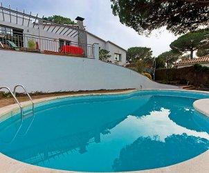 Villa   Argentona para 7 personas con piscina privada p2