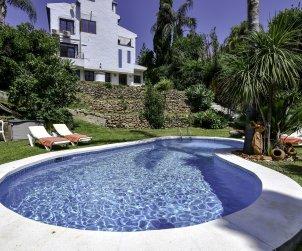 Villa   Marbella para 7 personas con piscina privada p0