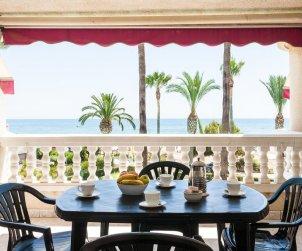 Apartamento  en Alcoceber  para 6 personas con piscina compartida, vista mar y aire acondicionado  p2