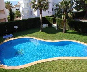 Apartamento  en Alcoceber  para 6 personas con piscina compartida, aire acondicionado y estacionamiento  p2