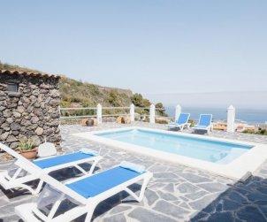 Villa   Icod de los Vinos para 4 personas con piscina privada p1