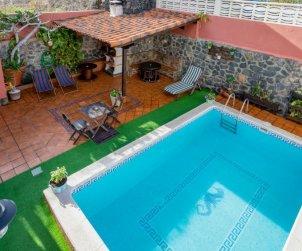 Villa   Bajamar para 6 personas con piscina privada p0