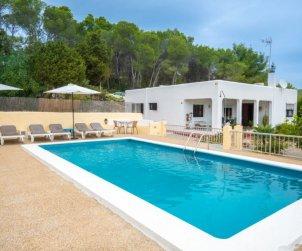 Villa   Sant Carles Peralta para 5 personas con piscina privada p0