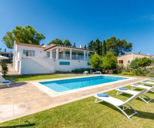 Villa   Cala Blava para 8 personas con piscina privada p0