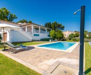 Villa   Cala Blava para 8 personas con piscina privada p2