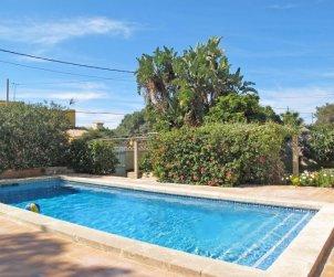Apartamento   Cala Pí para 6 personas con piscina privada p2