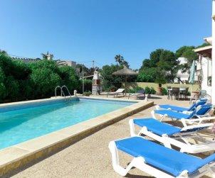 Villa   Cala Pí para 6 personas con piscina privada p1