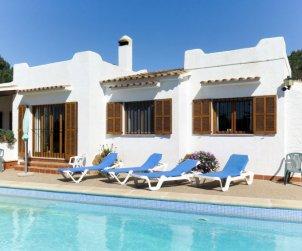 Villa   Cala Pí para 6 personas con piscina privada p2