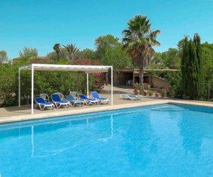 Apartamento   Majorque - Felanitx para 10 personas con piscina privada p0