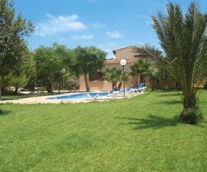 Villa   ses Salines para 6 personas con piscina privada p1