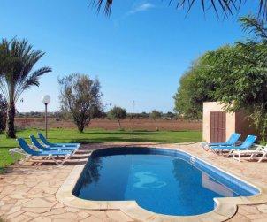 Villa   ses Salines para 6 personas con piscina privada p2