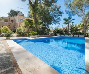 Villa   Santa Ponça para 8 personas con piscina privada p0
